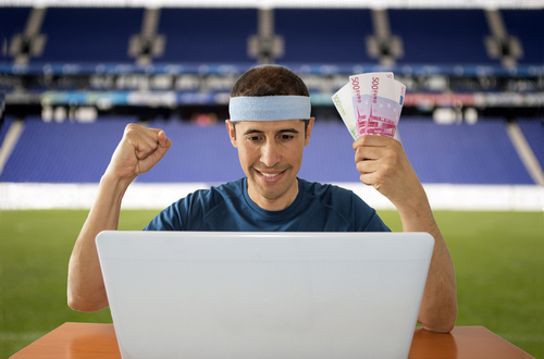 Image result for gambling sport online