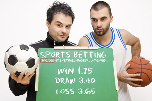 Choose your favorite sports and the top betting site that works for you